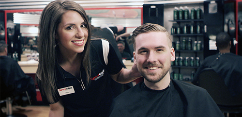 Sport Clips Haircuts of Baltimore - Perry Hall Haircuts
